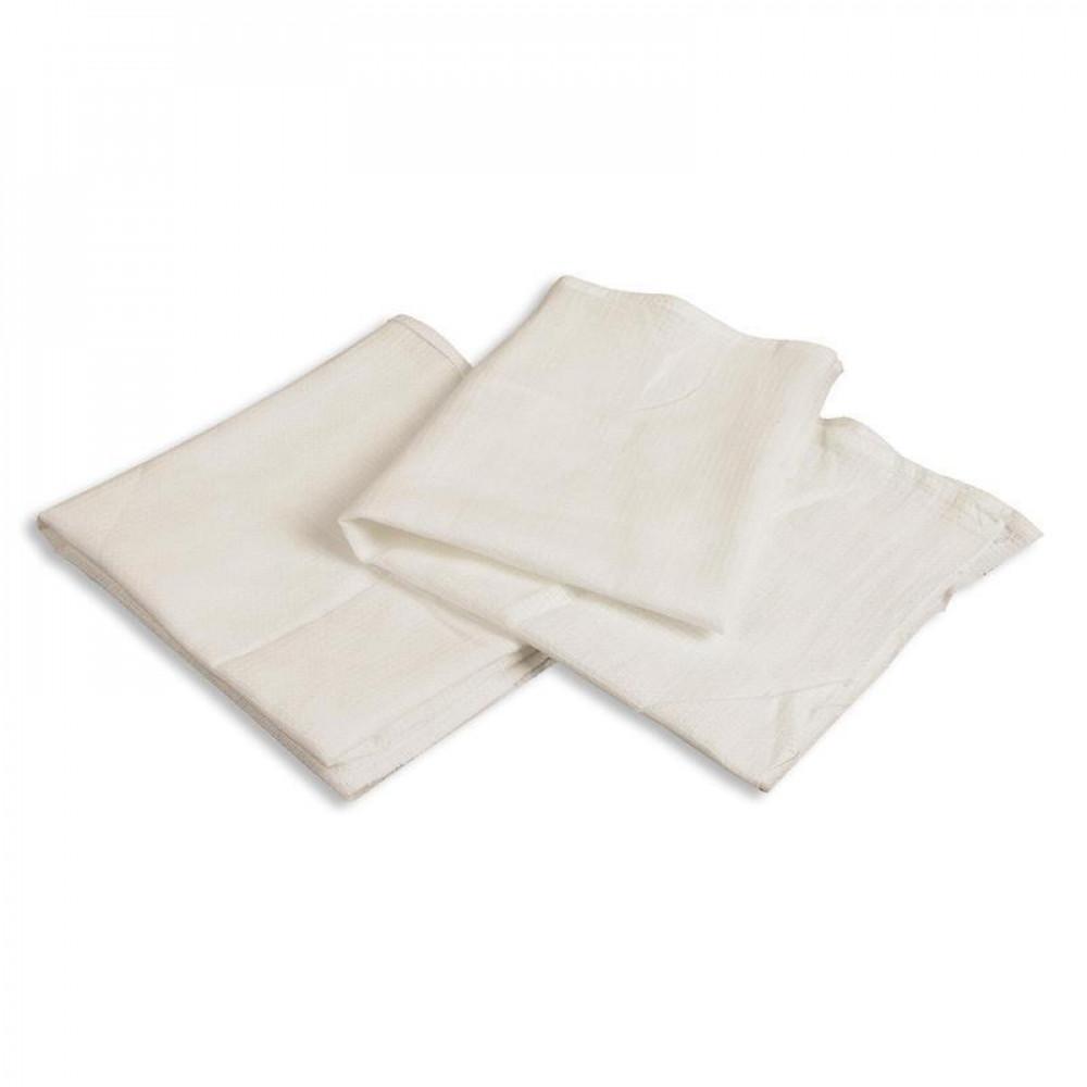 Полотенце вафельное отбеленное 40x80 см 160 г/кв м