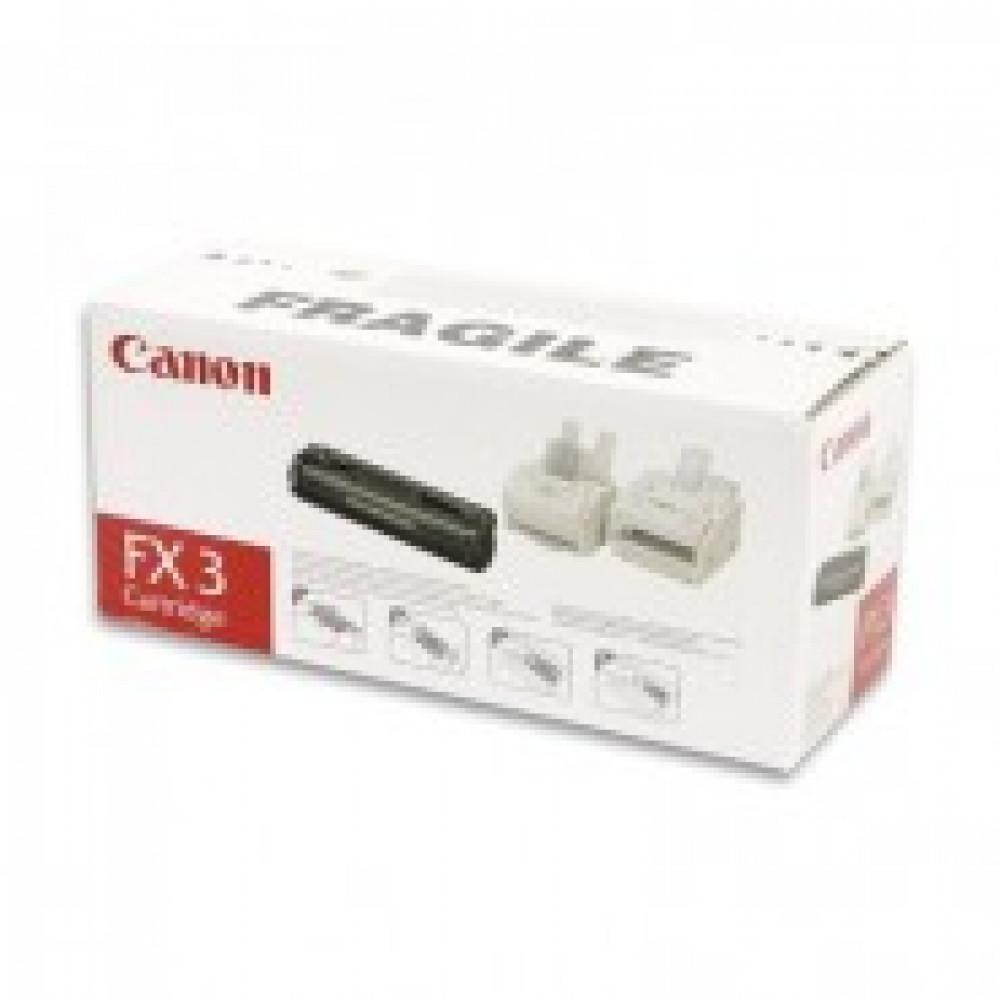 Картридж лазерный Canon FX-3 (1557A003) чер. для FAX-L250/L300