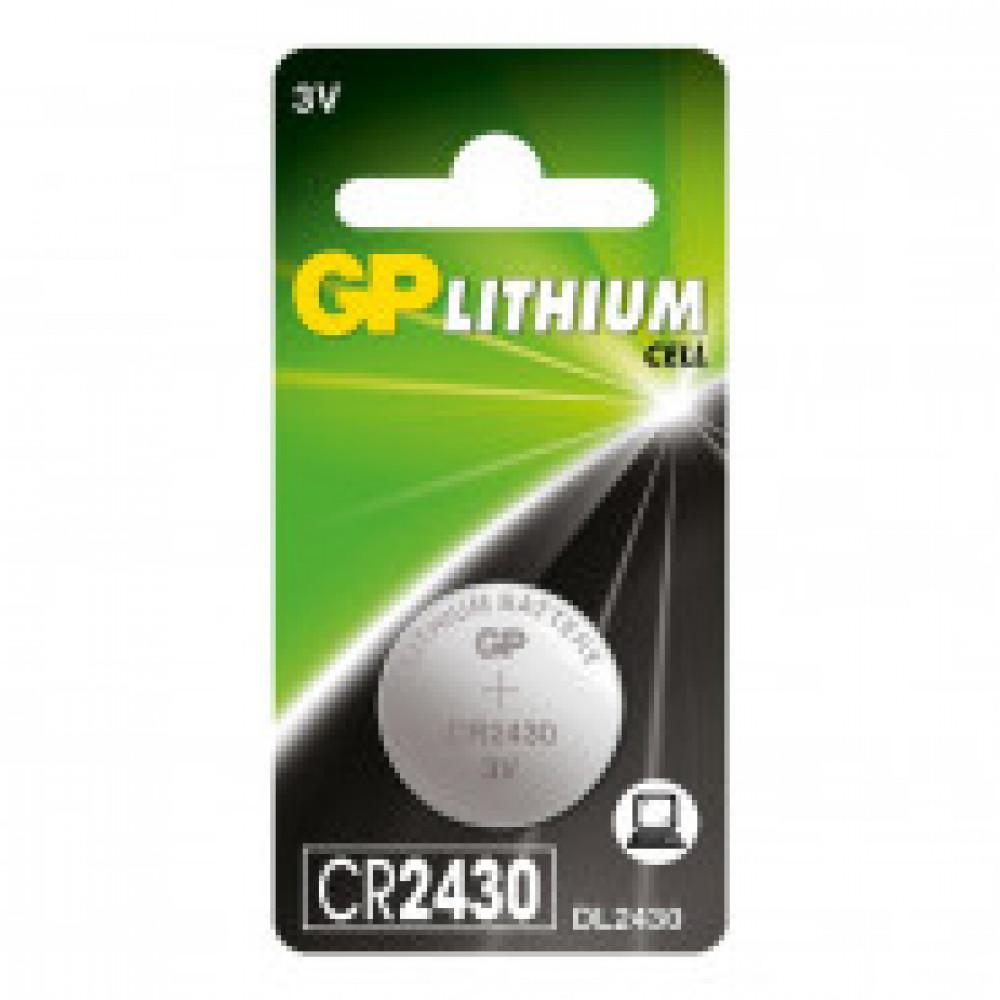 Батарейка GP таблетка CR2430