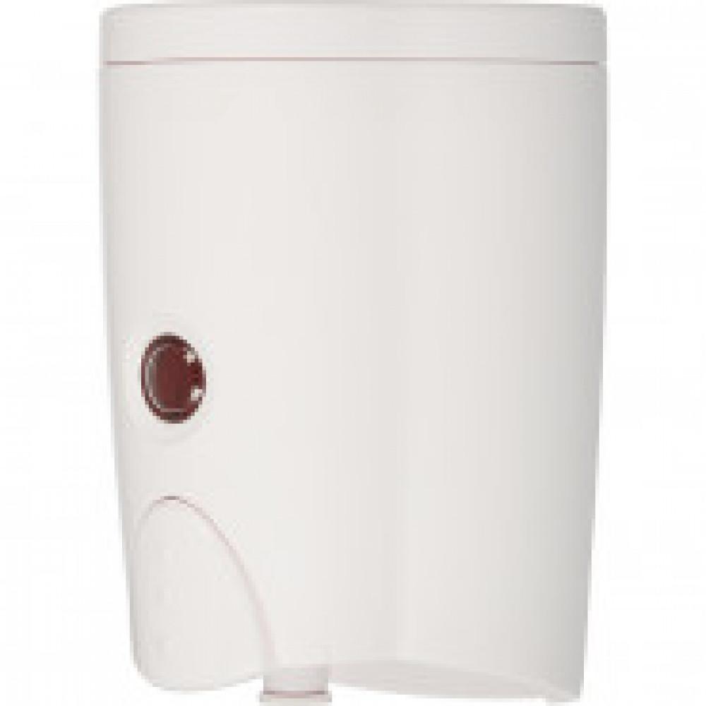 Дозатор для жидкого мыла 500мл, пластик, белый