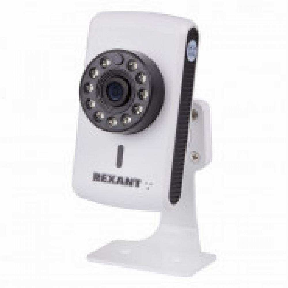 IP-камера Rexant 45-0253 1.0Мп (720P) объектив 2.8 мм ИК до 15 м