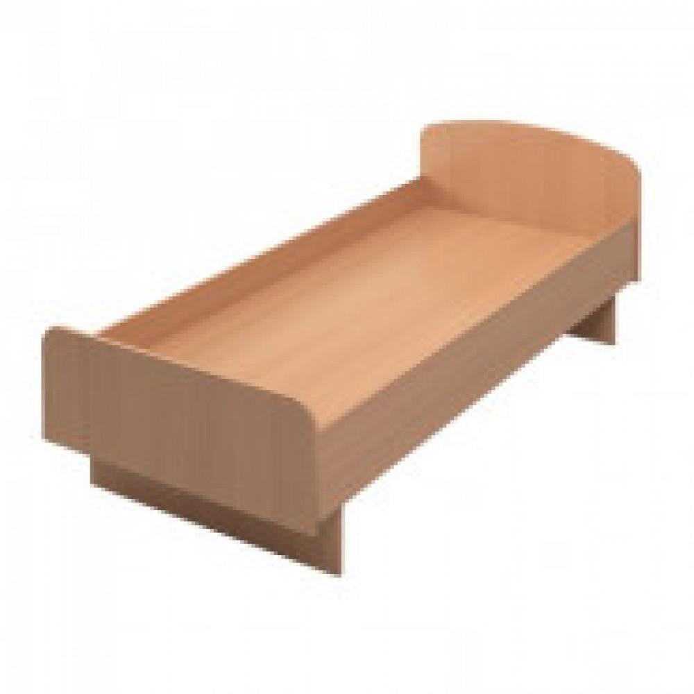 Мебель для общежитийMon_Для Общежитий кровать КР05.10 (94х190) бук