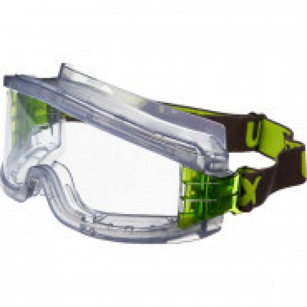Очки защитные закрытые UVEX Ультравижн прозрачные (арт произв 9301.714)