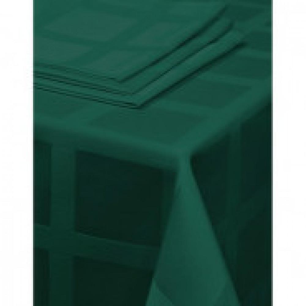 Скатерть Журавинка Рис1 145х180 темно-зеленый ГОМ