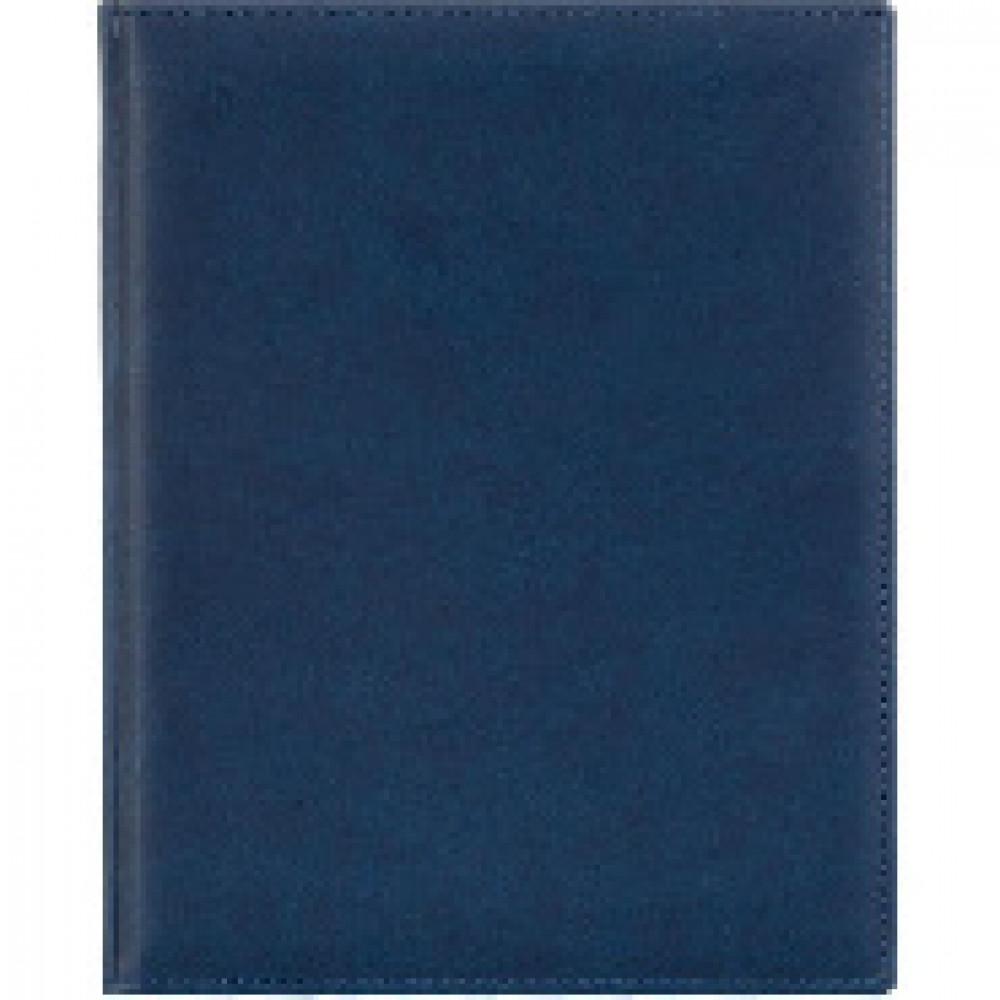 Еженедельник датированный 2020,синий,А4,215х265мм,80л АТТАСНЕ Вива
