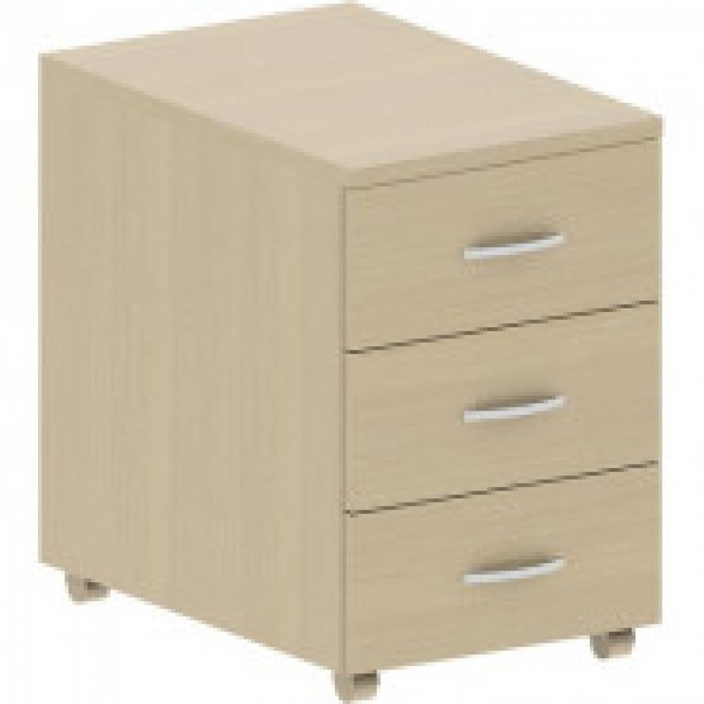 Мебель IN Рондо Тумба выкатная ТВ03 (1) береза
