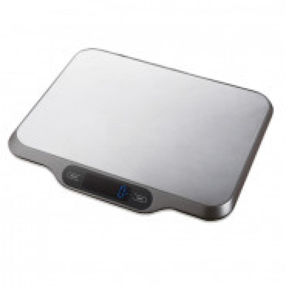 Весы кухонные GEMLUX GL-KS15, электронные, сенсорное управление, ЖК-дисплей