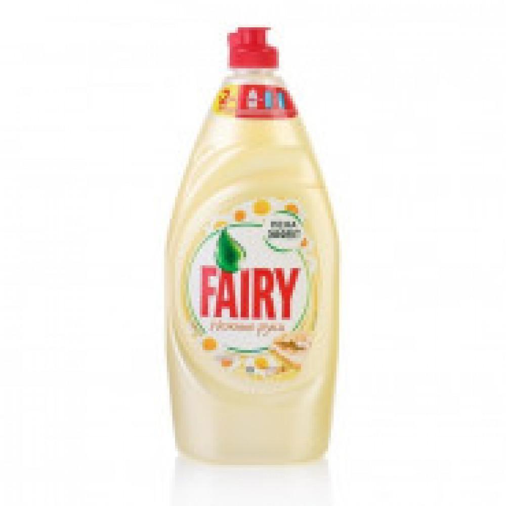 Средство для мытья посуды Fairy Нежные руки отдушки в асс-те 900мл
