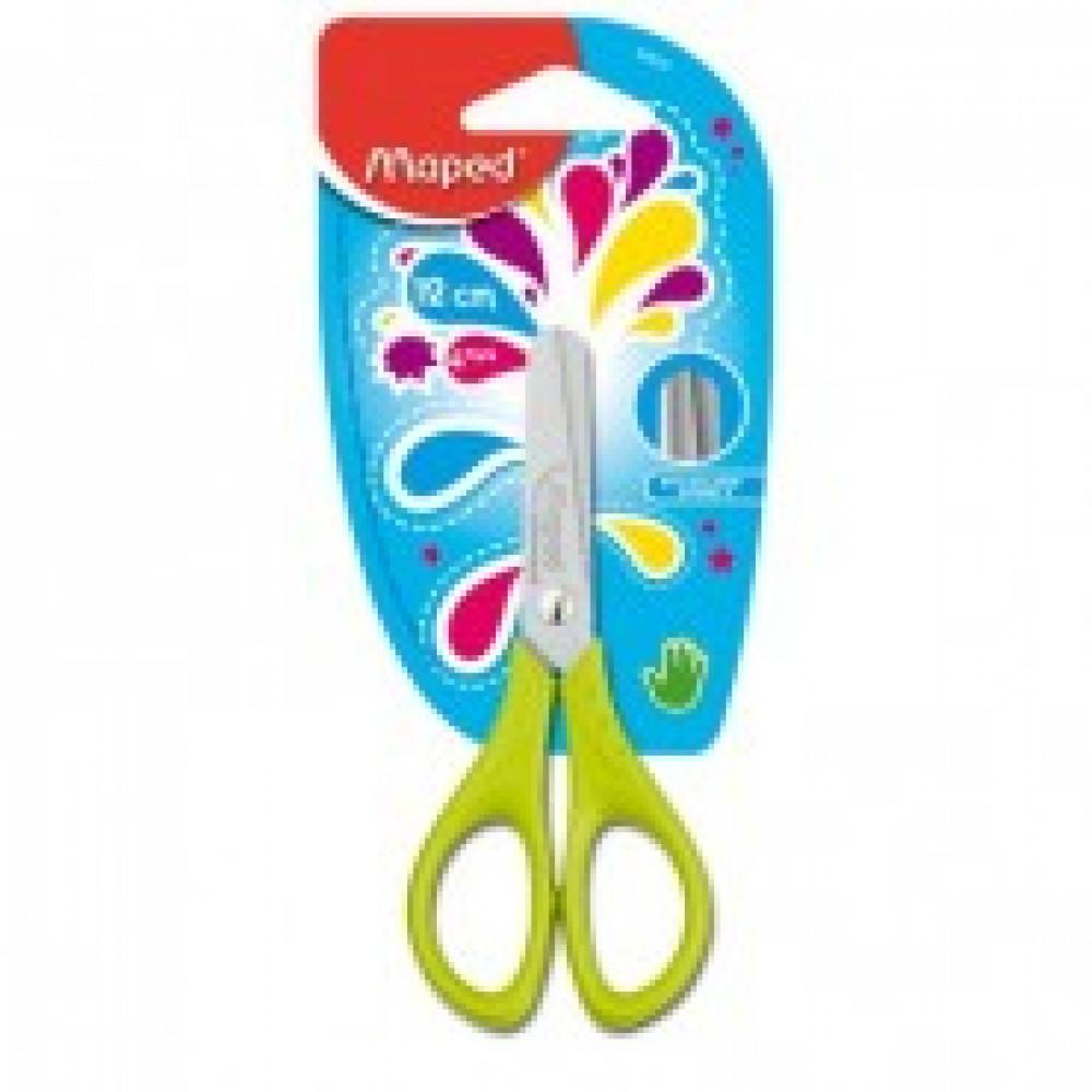 Ножницы детские Maped START 12 см пластиковые ручки  цв.в ассорт.