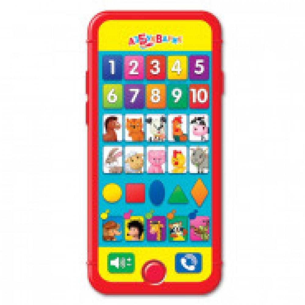 Игрушка интерактивная Умный смартфончик 00-00001813