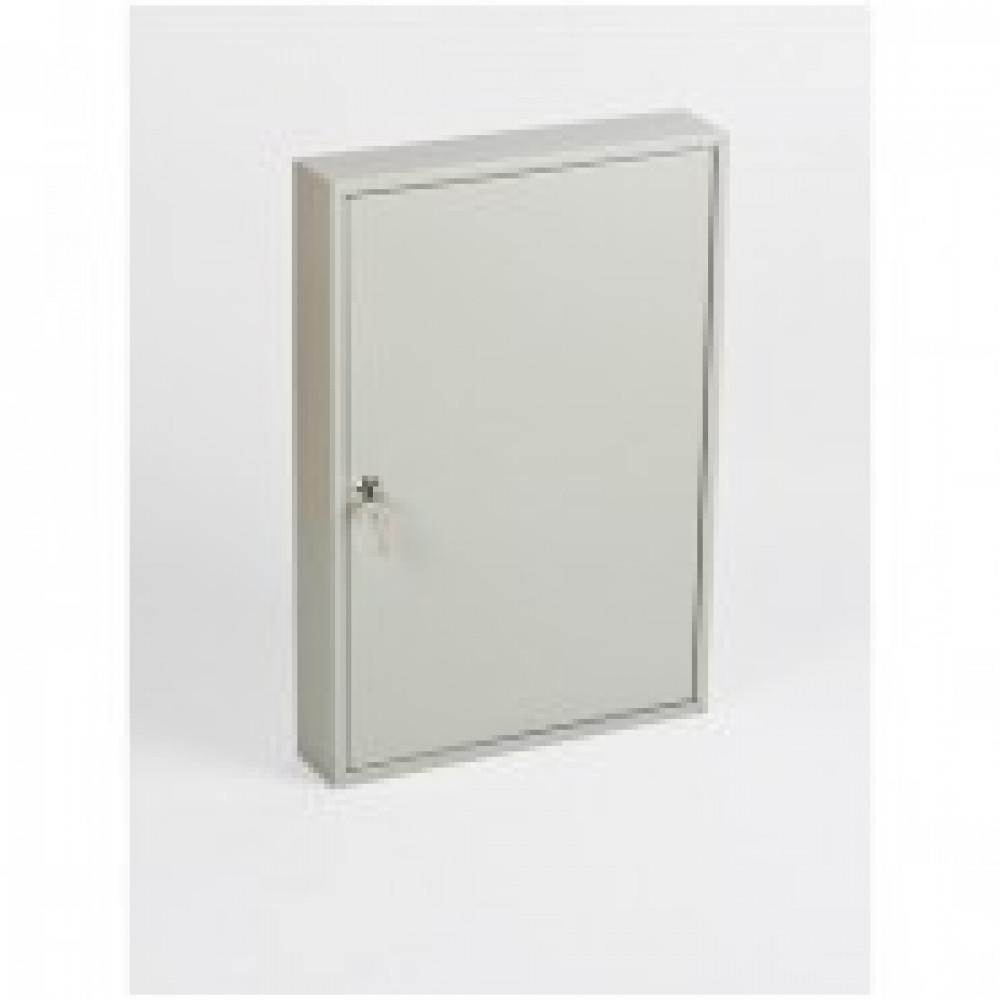 Метал.Мебель Office-Force Шкаф для 100 ключ.20086,сер,380х80х550