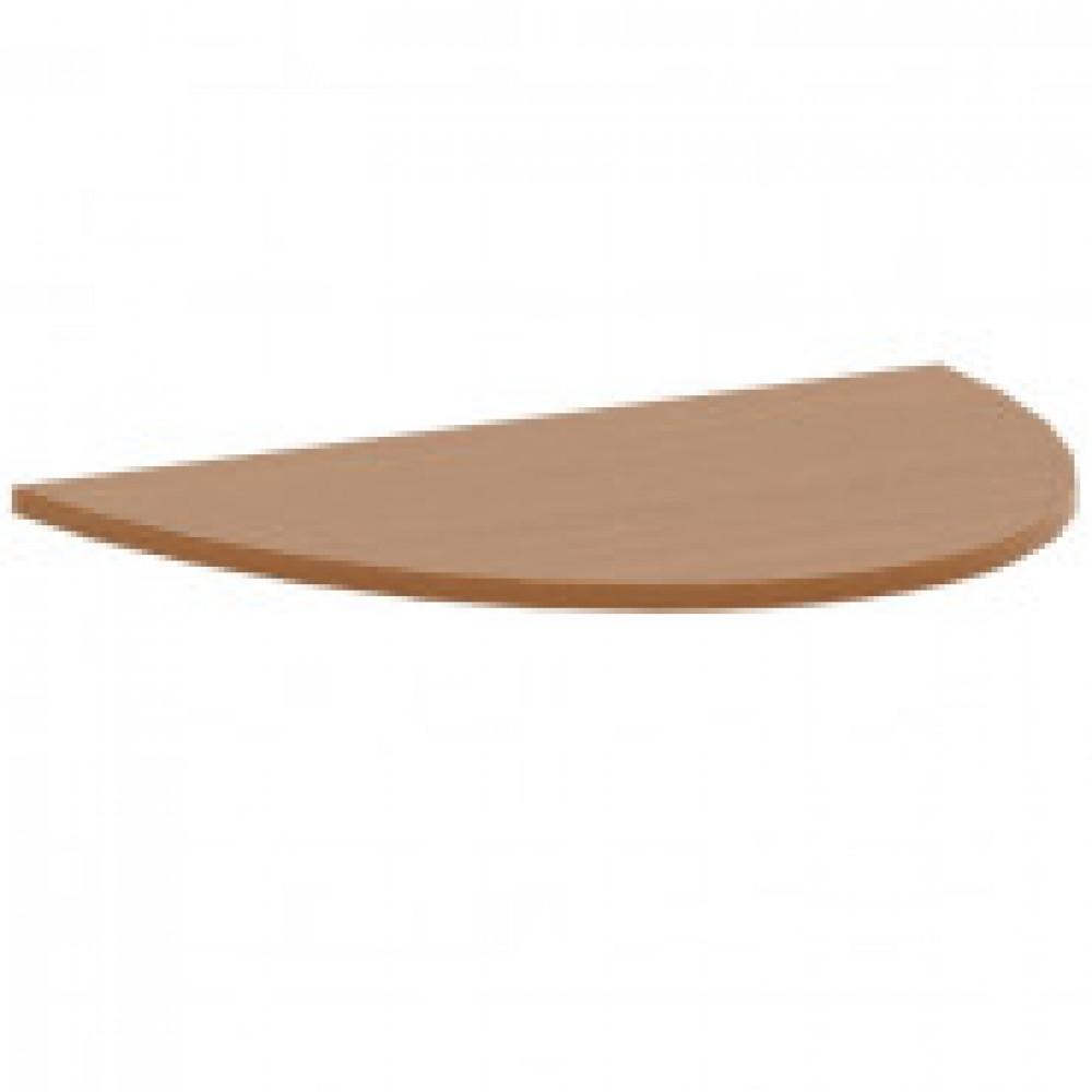 Мебель PT Арго Приставка к столу для переговоров А-027 орех