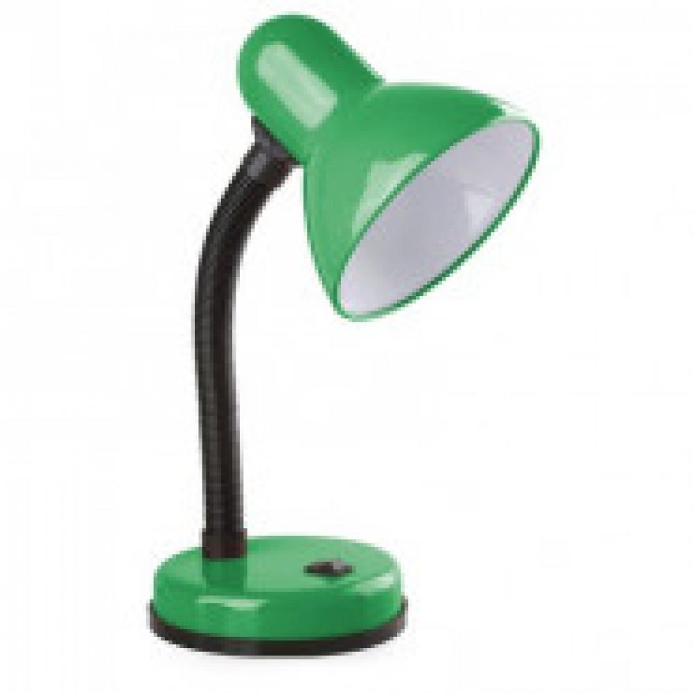 Светильник Camelion KD-301 на подставке Е27 зеленый