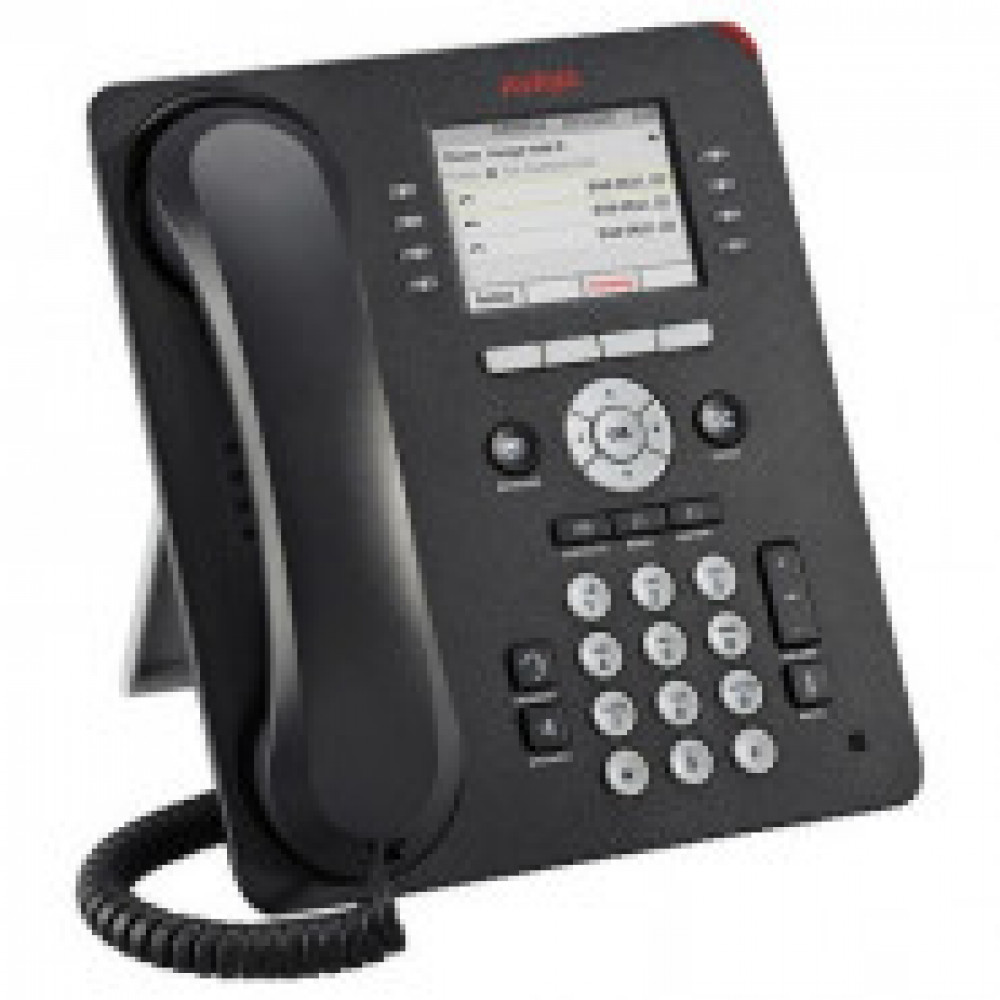 IP-телефон Avaya IP PHONE 9611G (700480593, 700504845)