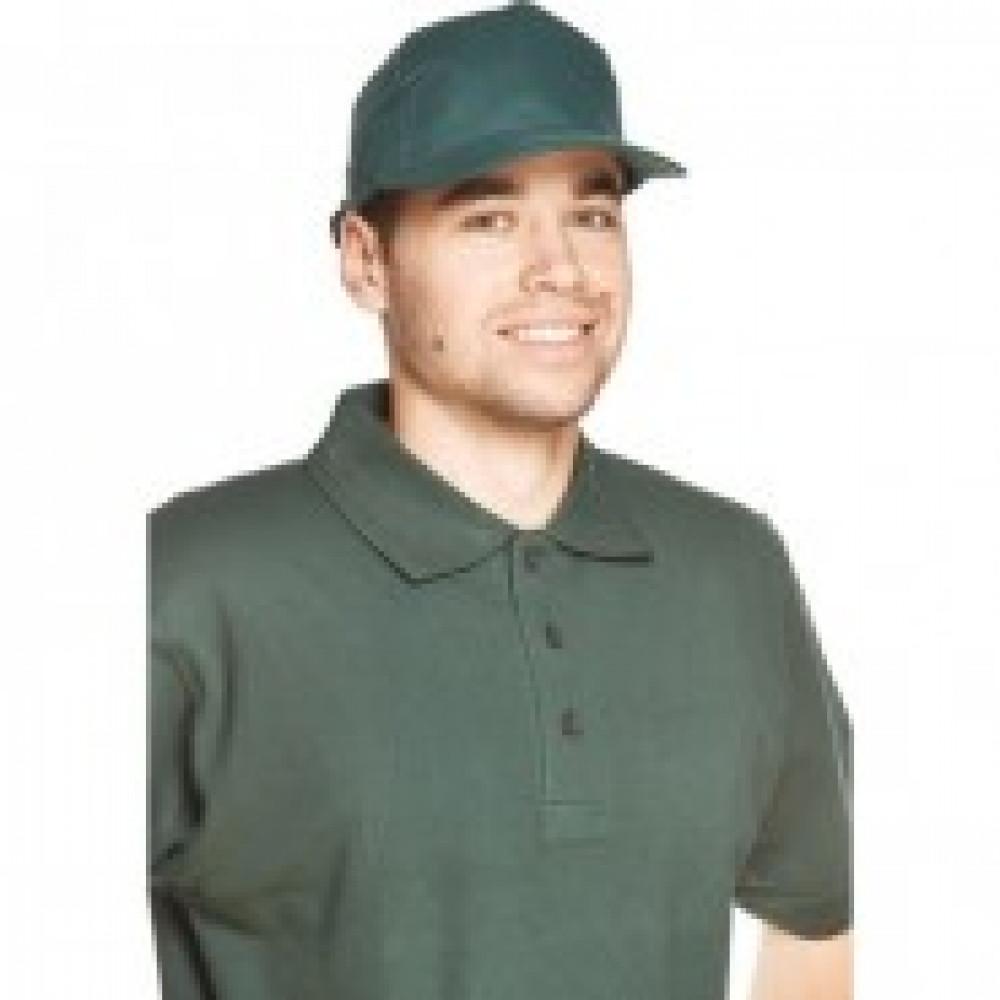 Бейсболка Комфорт темно-зеленая