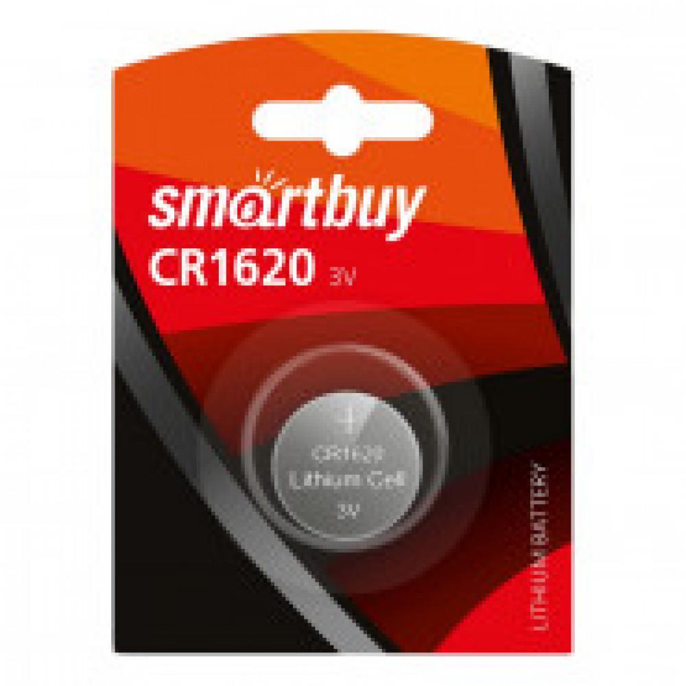 Батарейка Smartbuy таблетка CR1620