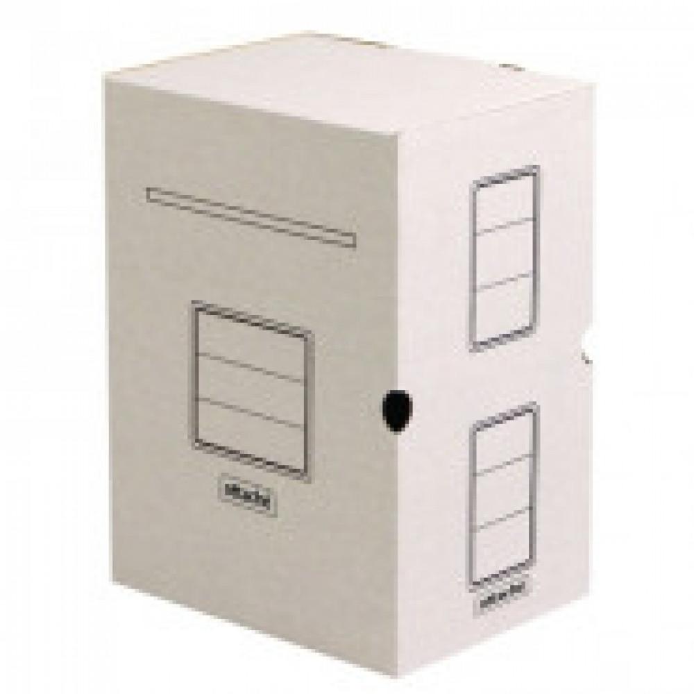 Короб архивный белый ATTACHE 200мм гофрокартон, 5шт.уп