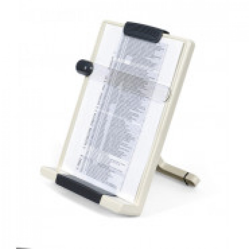 Держатель для бумаг А4 ProfiOffice HD-2D настольный серый