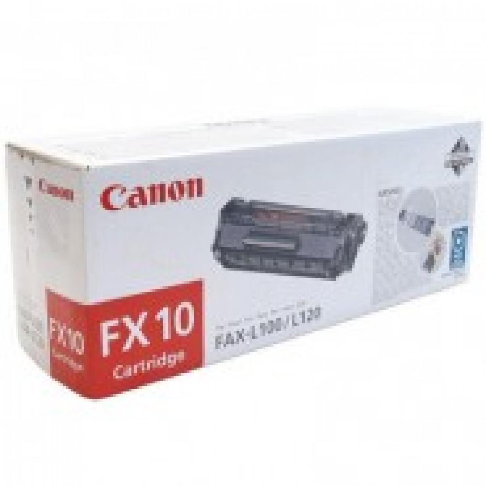 Картридж лазерный Canon FX-10 (0263B002) чер. для FAX-L100
