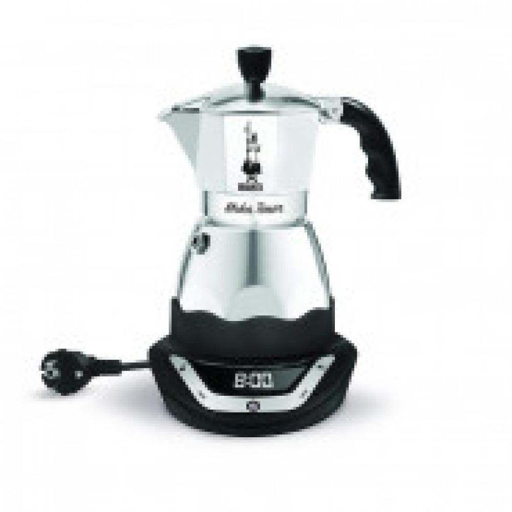 Кофеварка Bialetti Moka Timer 6092, 120 мл кофе