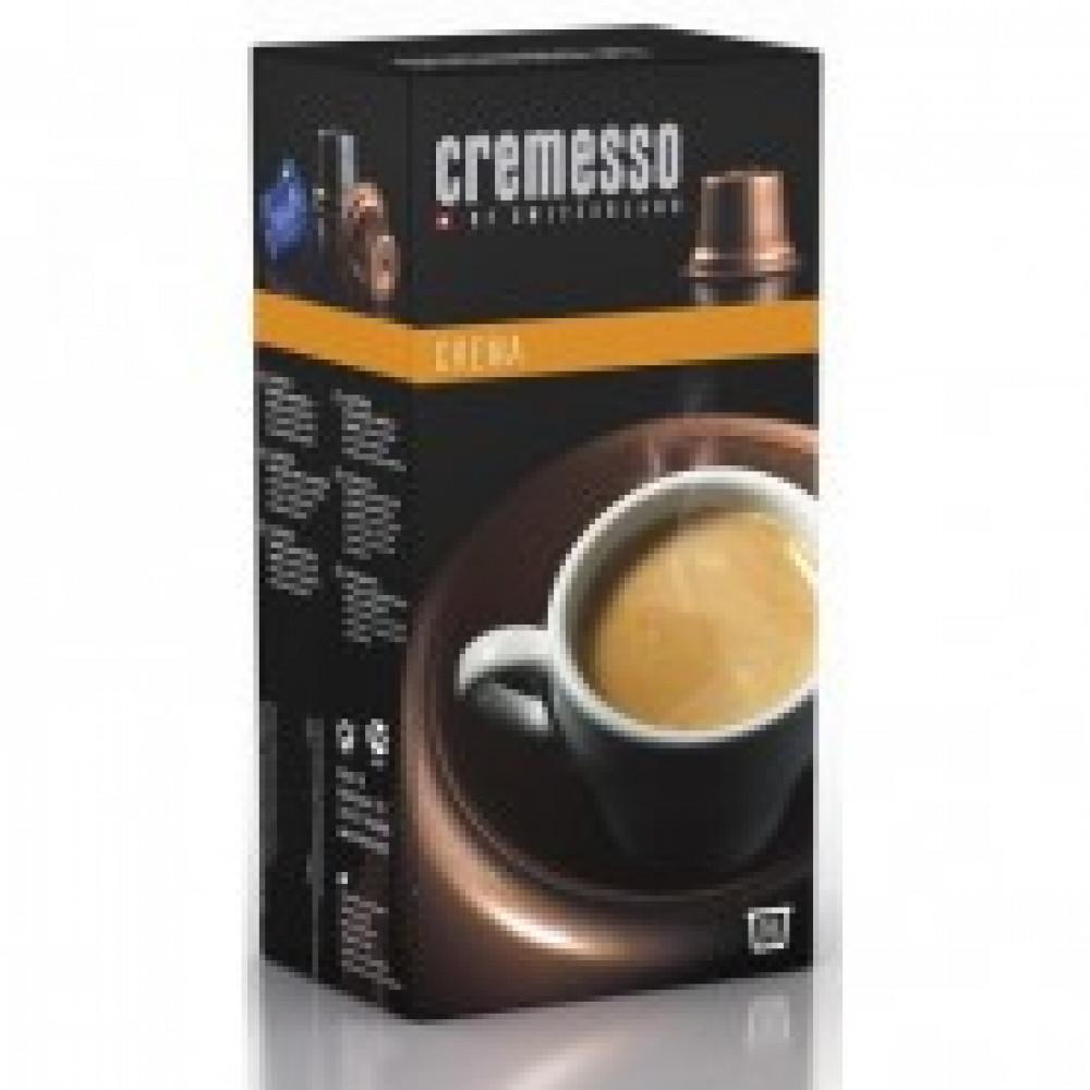 Капсулы для кофемашин Cremesso Crema 16 порций