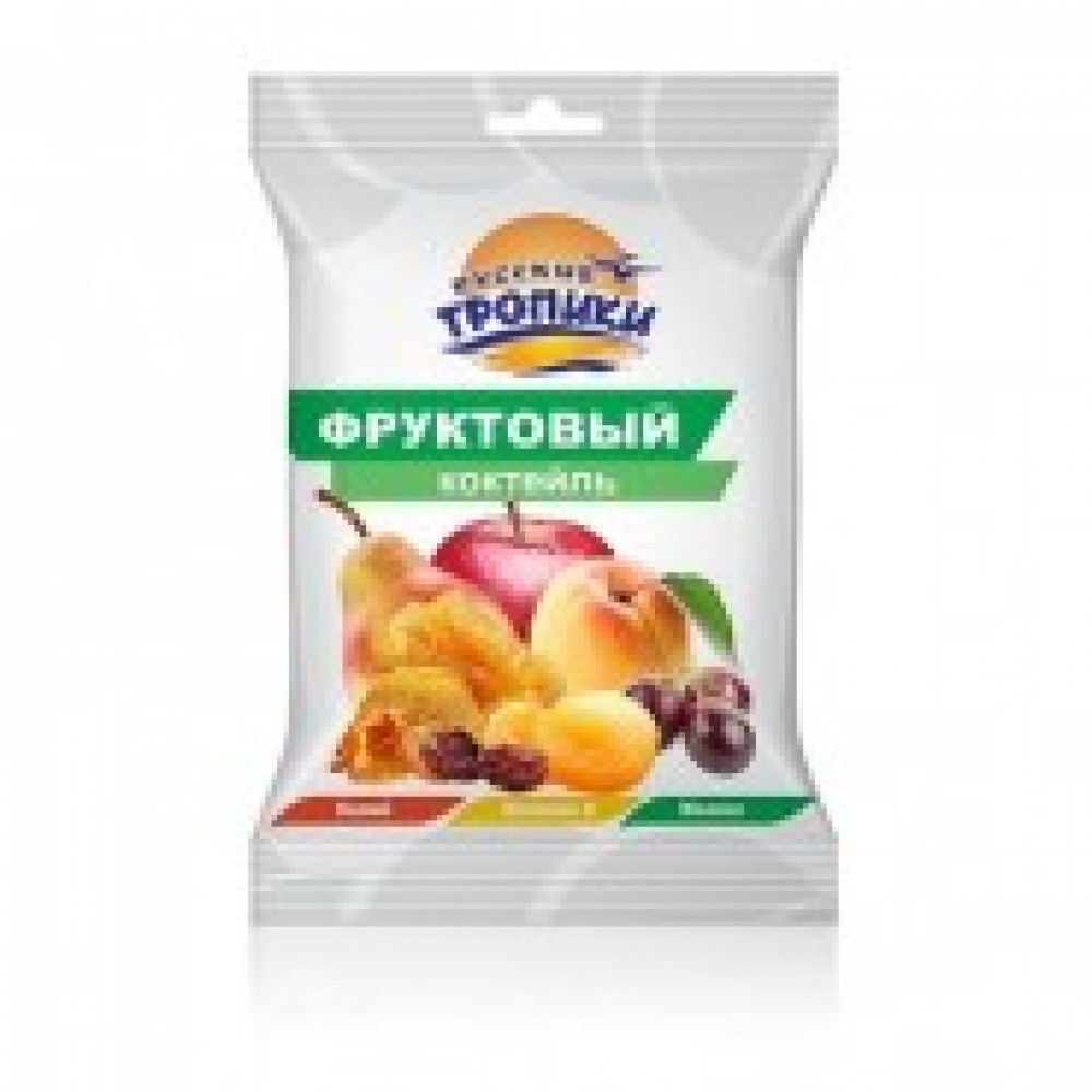 Коктейль Русские тропики фруктовый 200 г