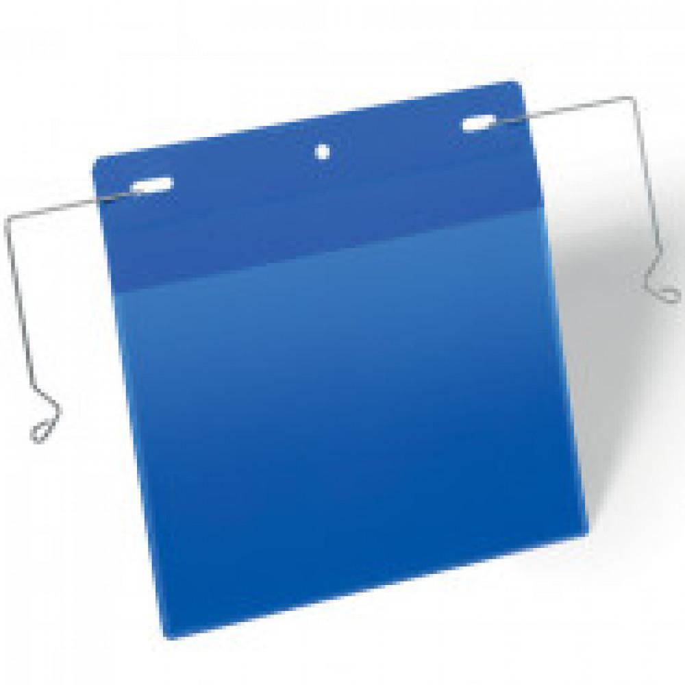 Карман для маркировки с проволочным фиксатором, A5 горизонтальный
