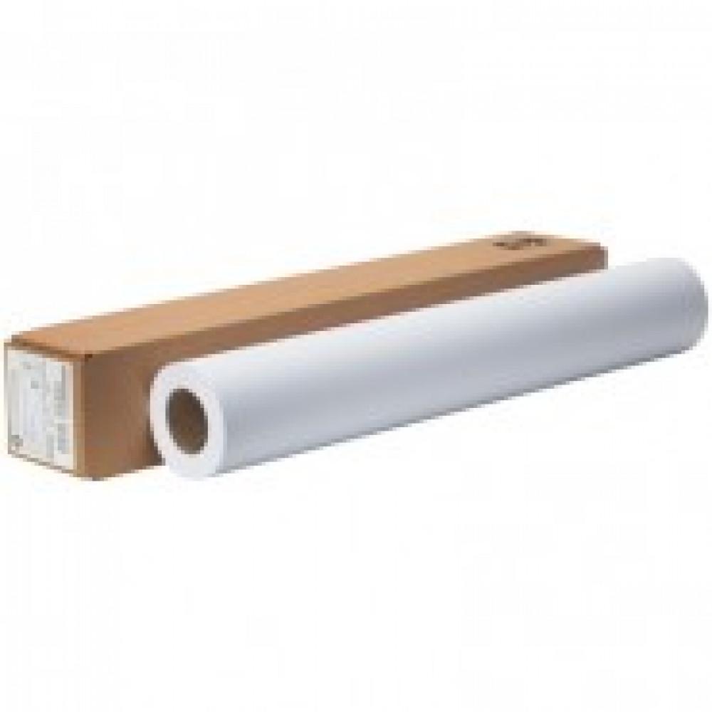 Бумага широкоформатная HP Universal Bond (80 г/кв.м, длина 45.7 м, ширина 610 мм, диаметр втулки 50.8 мм, Q1396A)