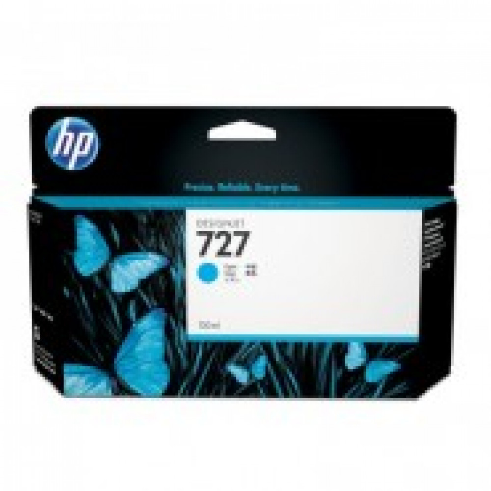 Картридж струйный HP 727 B3P19A гол. для Т920/Т1500