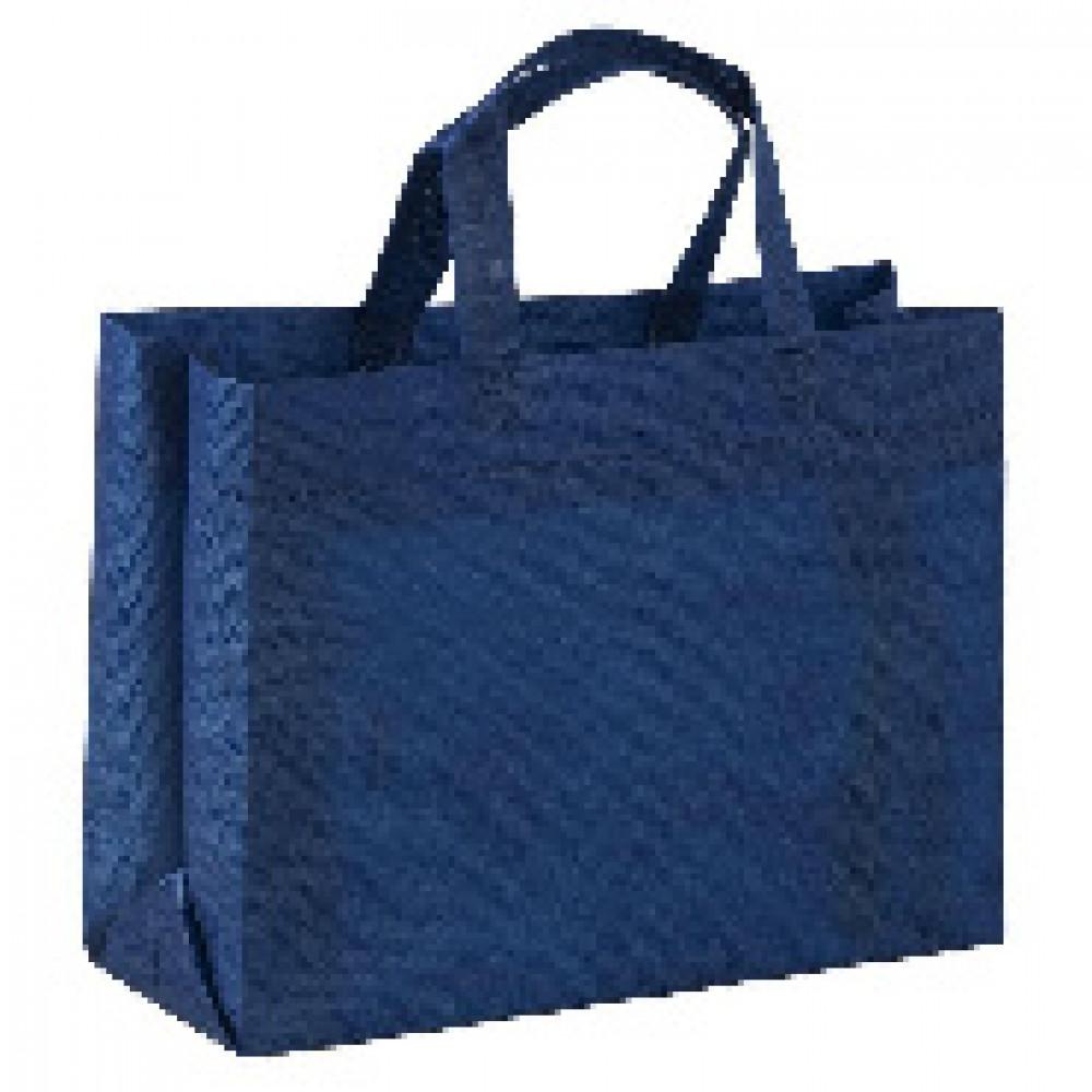Сумка для покупок Span 3D, синяя 4311.41