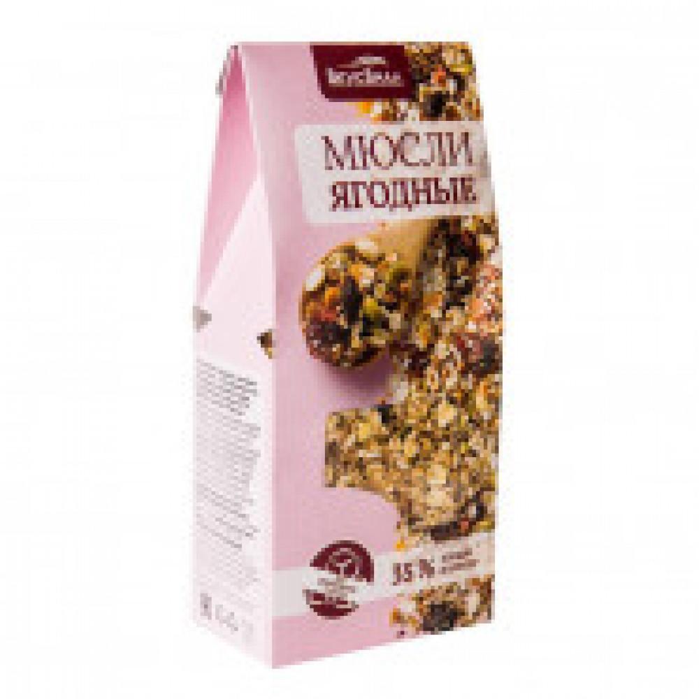Завтрак Мюсли Ягодные Вкусвилл, 375г