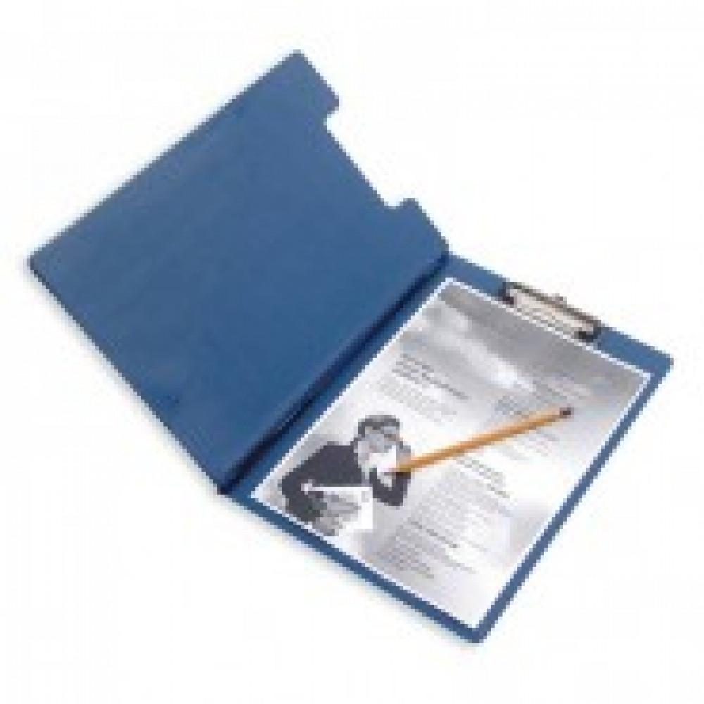 Планшет BANTEX 4210-01 A4 синий с верх.створкой Россия