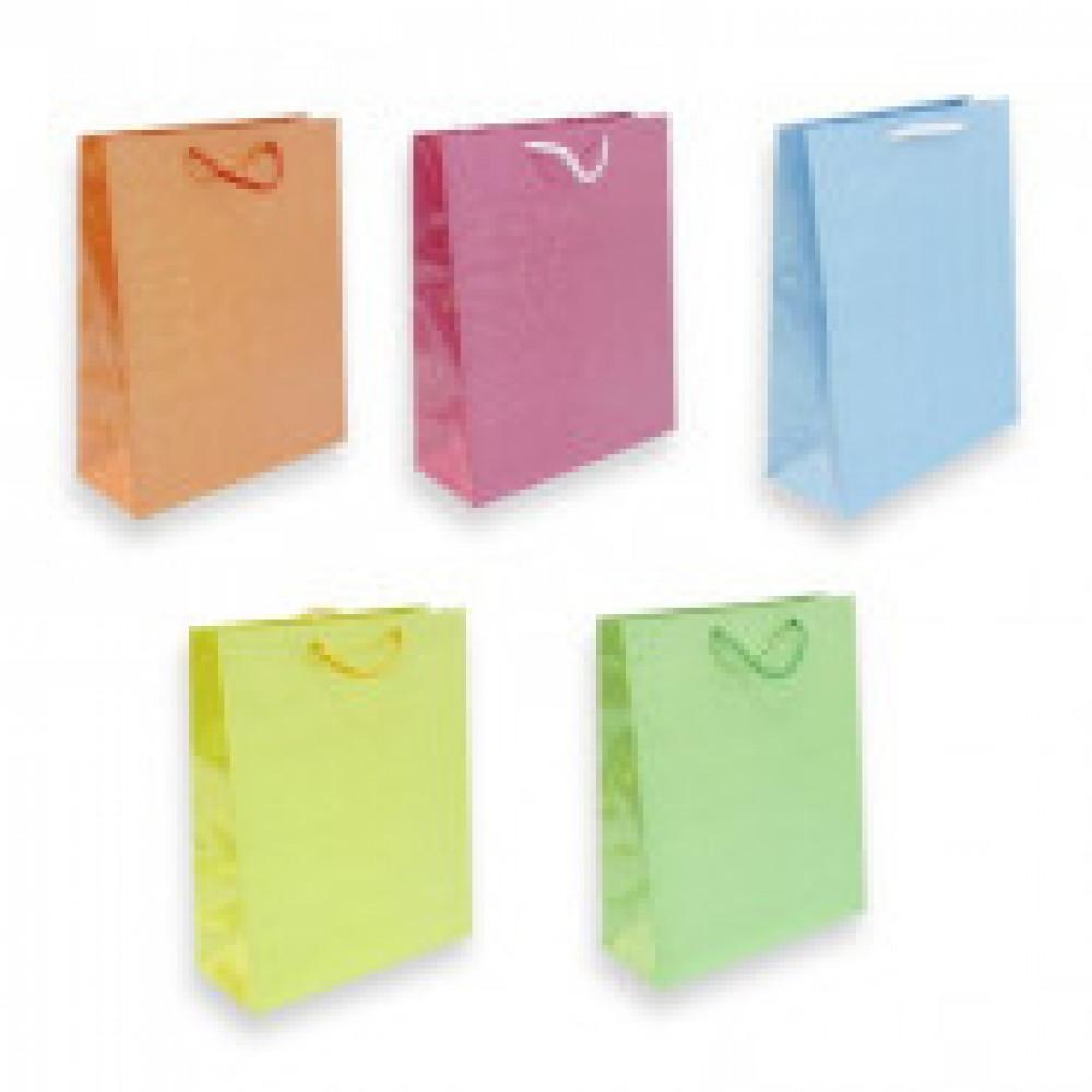 Пакет бумажный 3D голография 26x32,4х12,7см, 5 диз.,30781/43224
