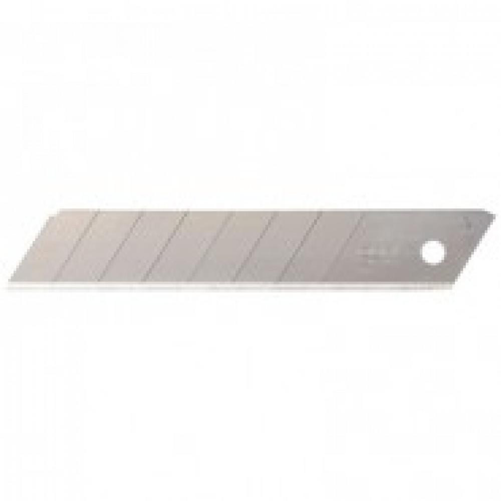 Лезвие запасное для ножей 18мм 10шт./уп. OLFA LB-10B пласт.футляр
