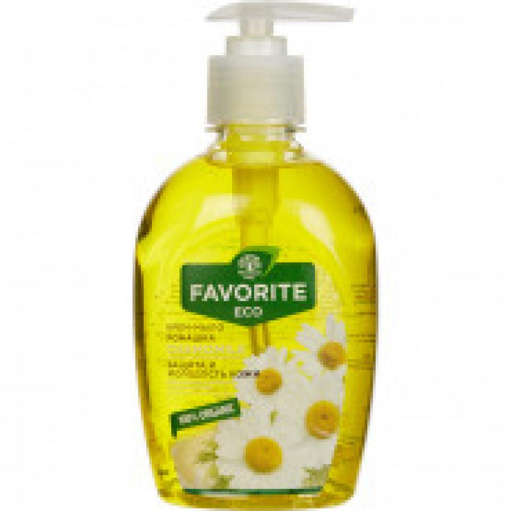 Крем-мыло Фаворит 350мл. ( ромашка)