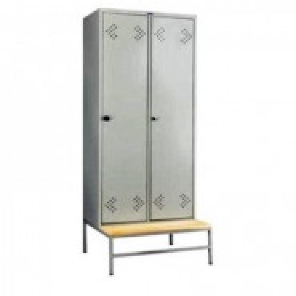 Метал.Мебель ПРАКТИК подставка для LS(LE)-21 (сосна) 575х770х300