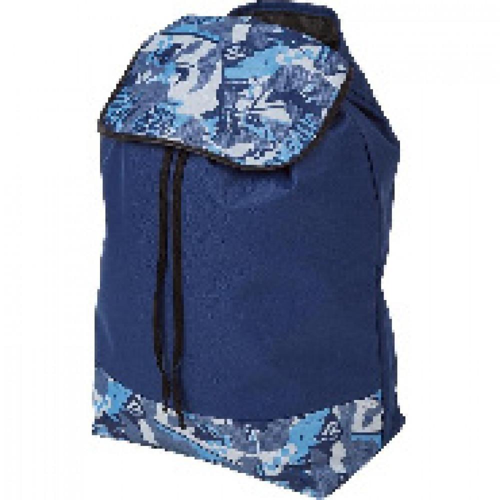 Сумка сменная для хоз. тележки  ткань, синяя СУМ001