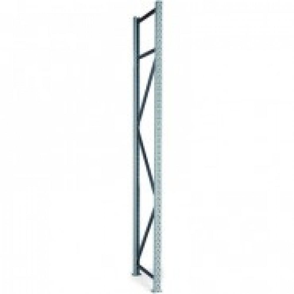 Метал.Мебель D_СТ-051 Рама цинк. для стеллажа Г1050хВ2500