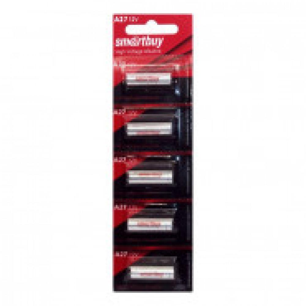 Батарейка Smartbuy A27 5шт/бл (SBBA-27A5B)