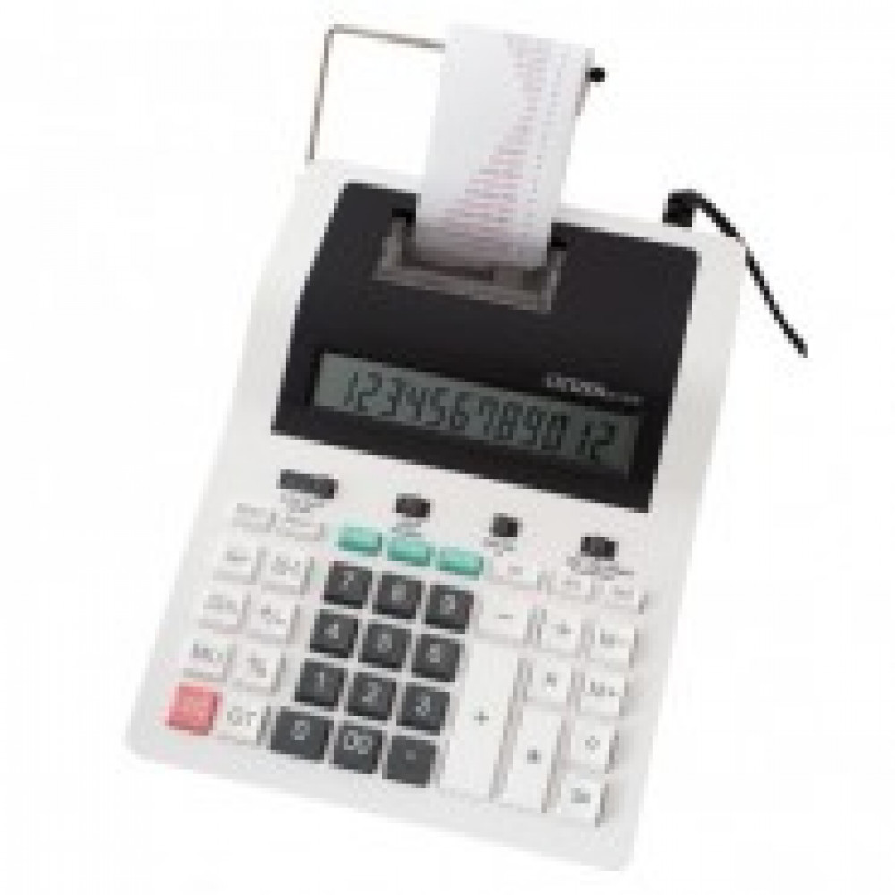 Калькулятор CITIZEN CX123N с печат. устр-ом, 12-разрядный
