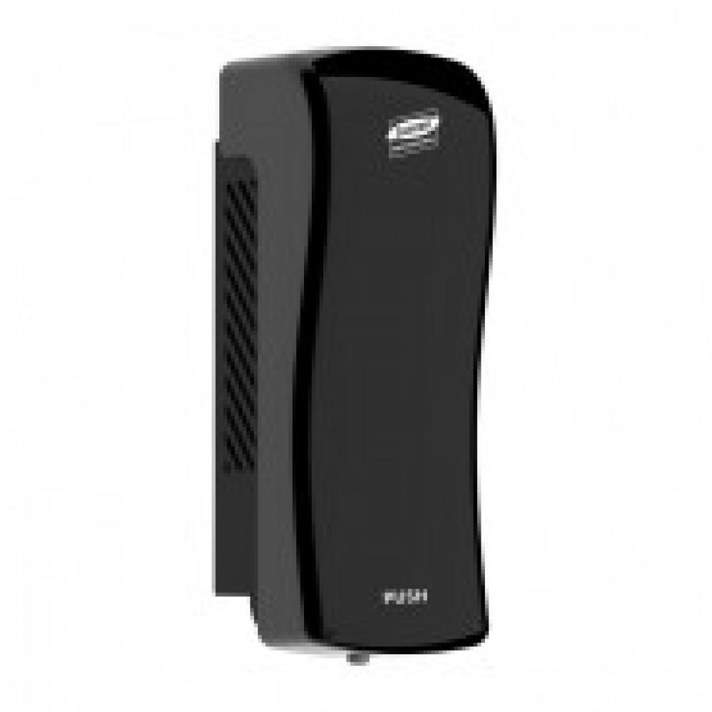 Дозатор для жидкого мыла Luscan Professional дизайн 800мл черный R-3016BВ