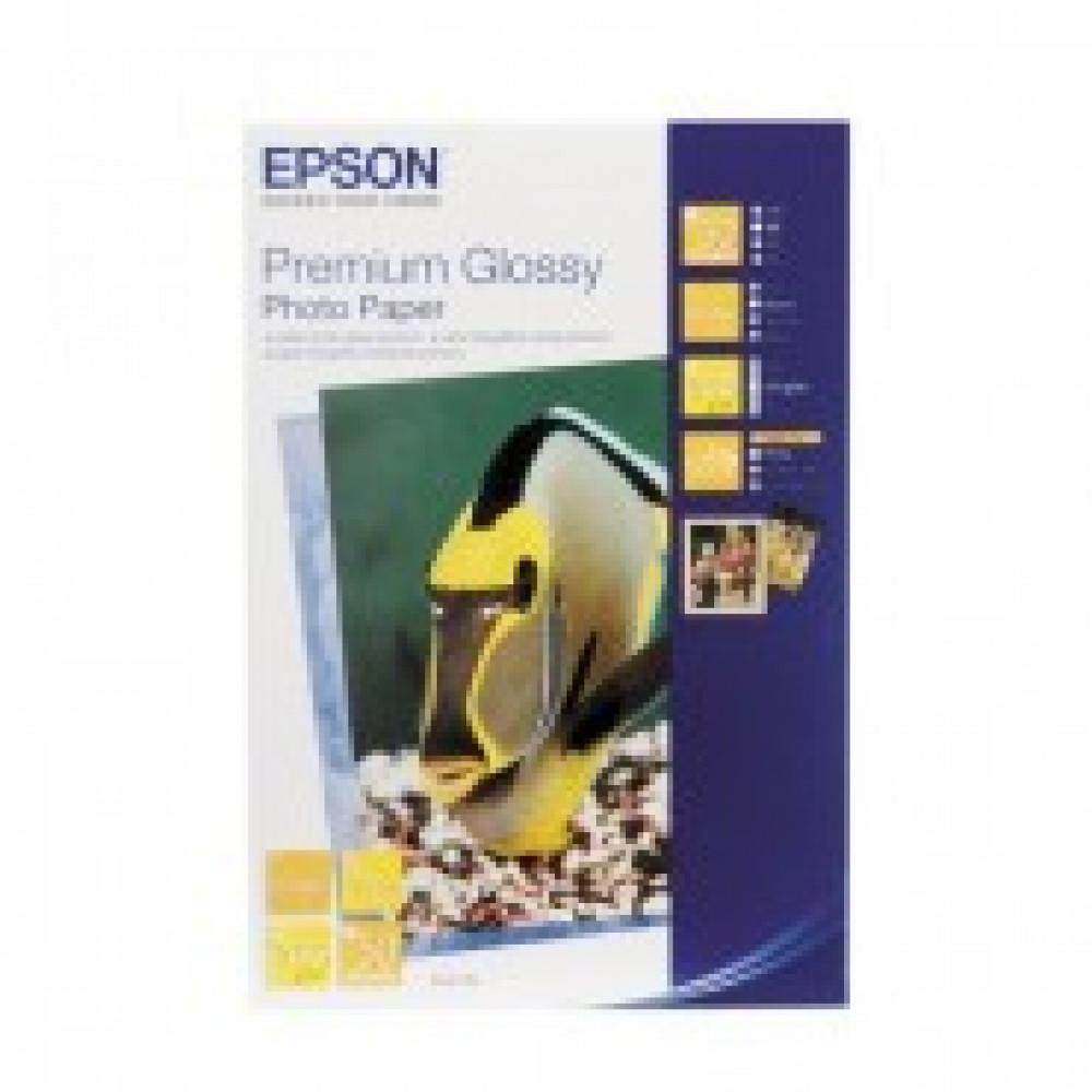 Бумага для цв.струй.печ. EPSON s041315 (А3,255г,глянцевая) пачка 20л.