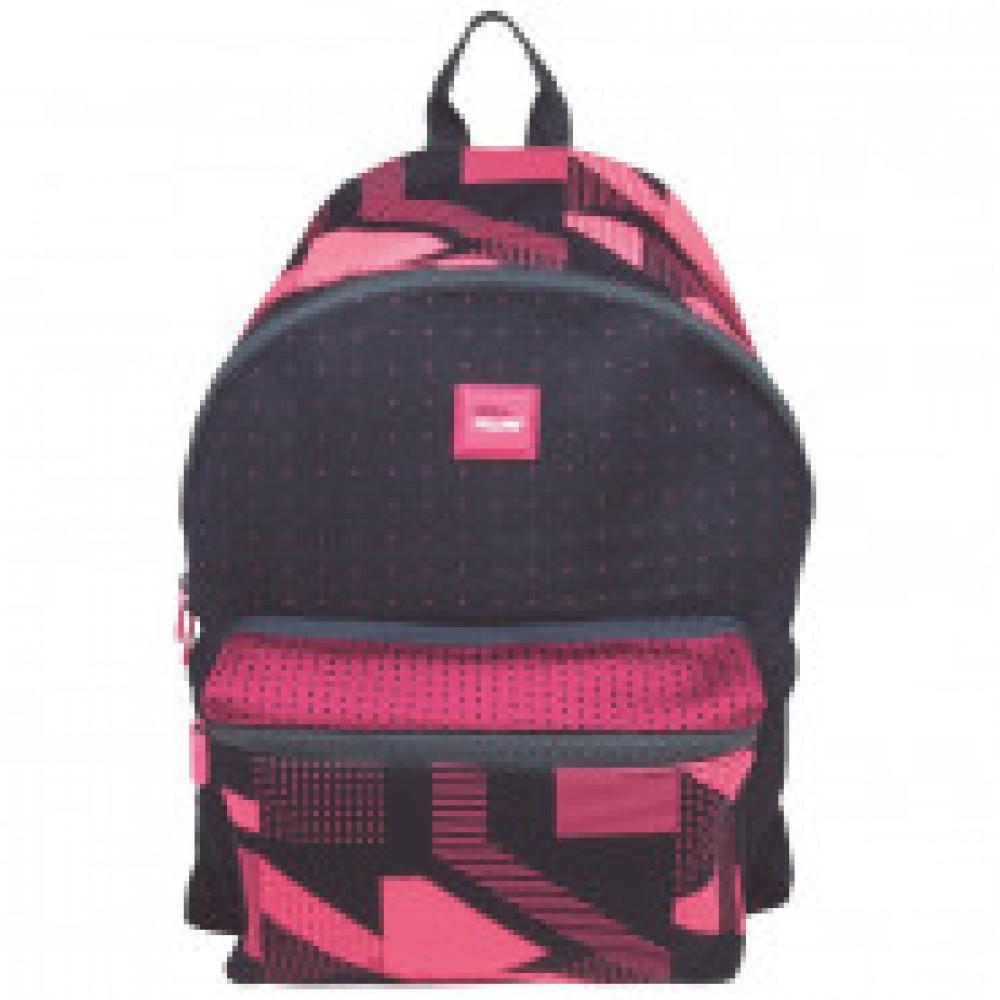 Рюкзак Knit, розовый 41x30x18 см, вместиомсть 21л, 624605KNP