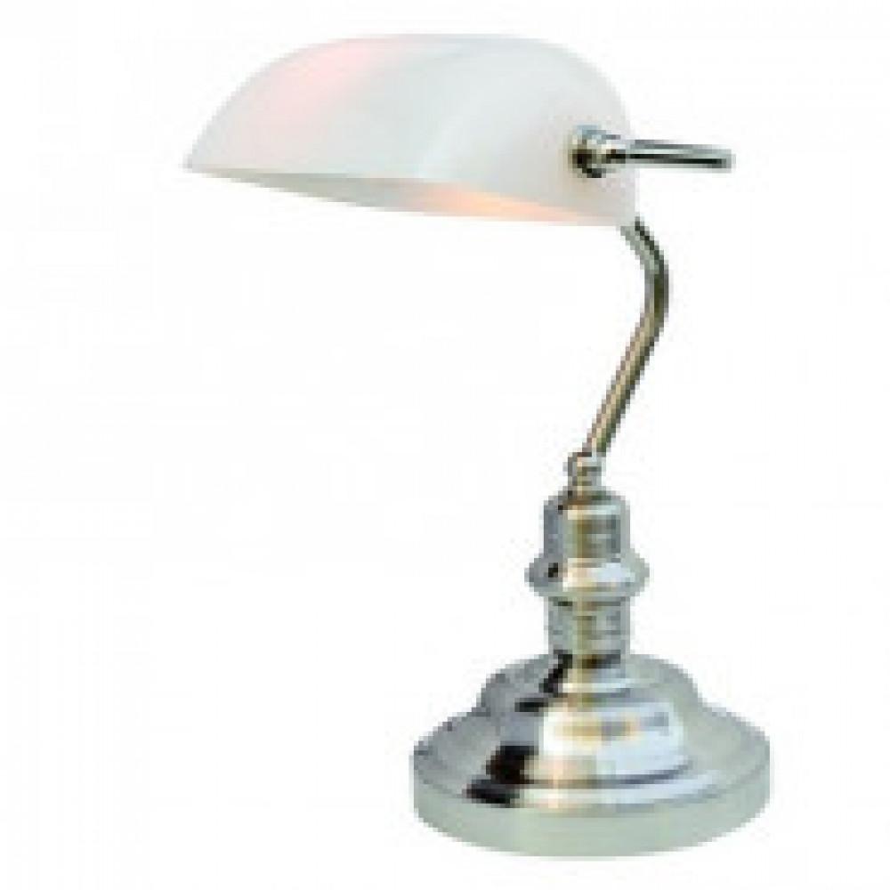 Светильник Arte Lamp A2491LT-1SS арматура матовое серебро  E27 40W