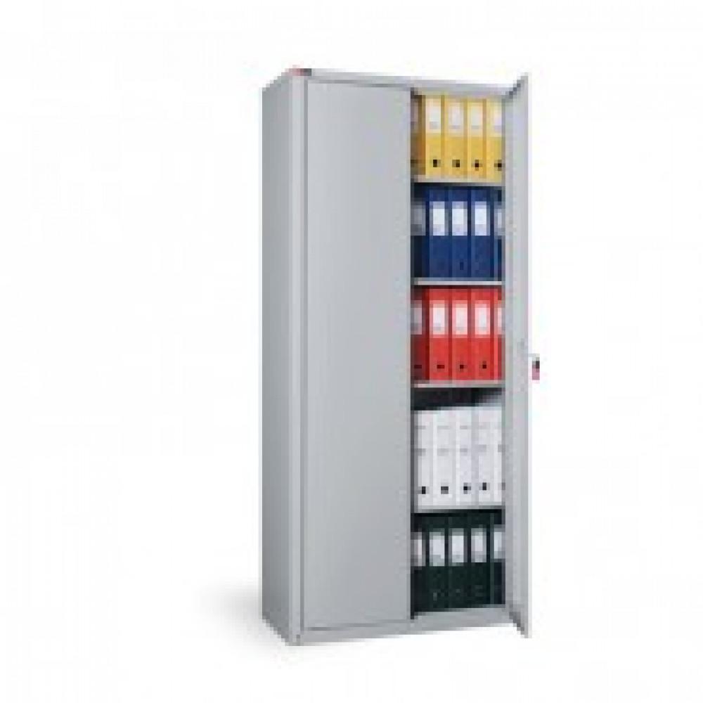 Метал.Мебель D_КД-155/Б шкаф архивный ключ.замок 800х380х1820
