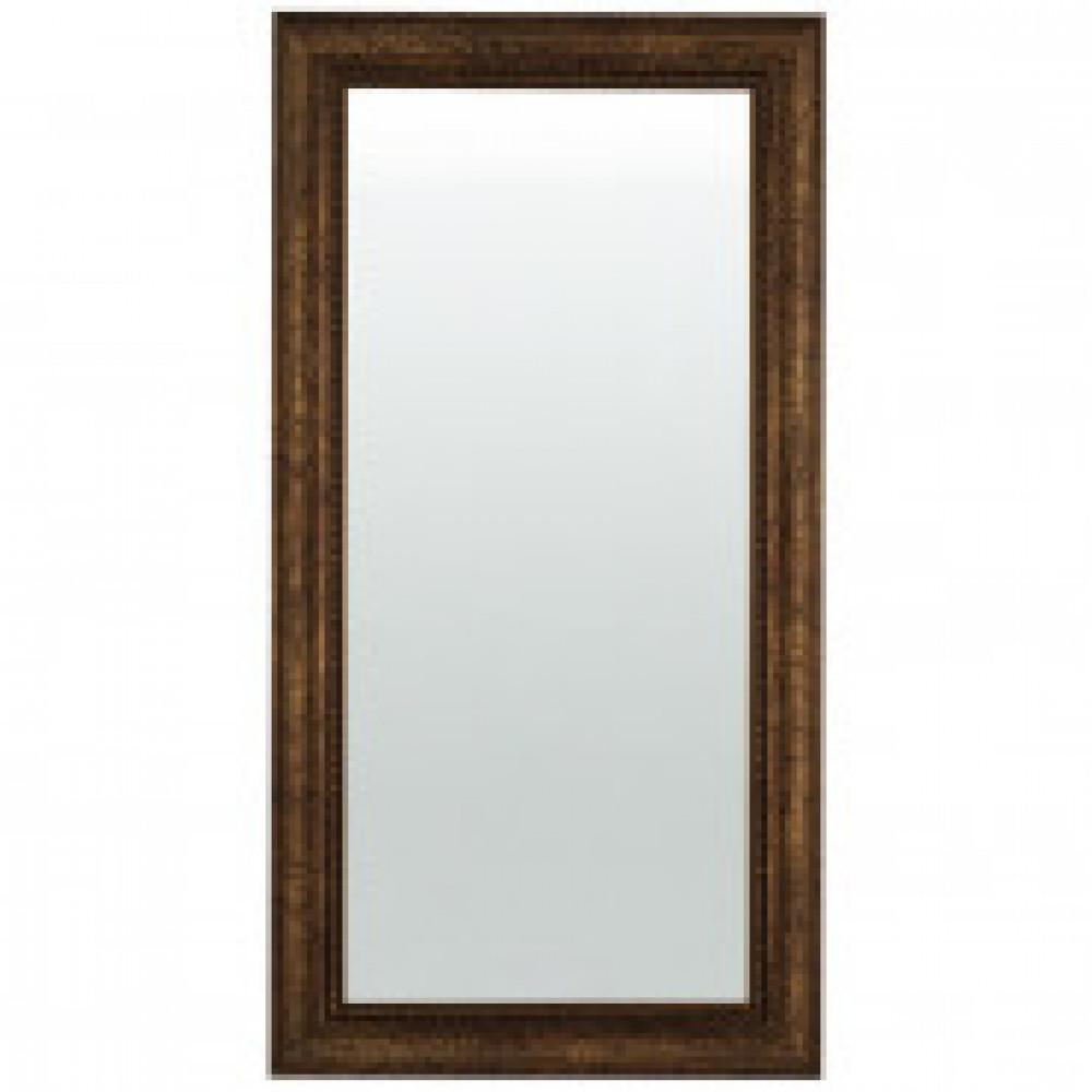 Зеркало настенное дуб (300x600 мм)