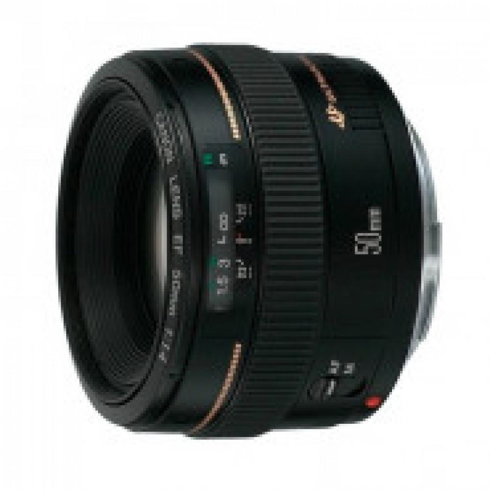 Фотообъектив Canon EF 50 F1.4 USM