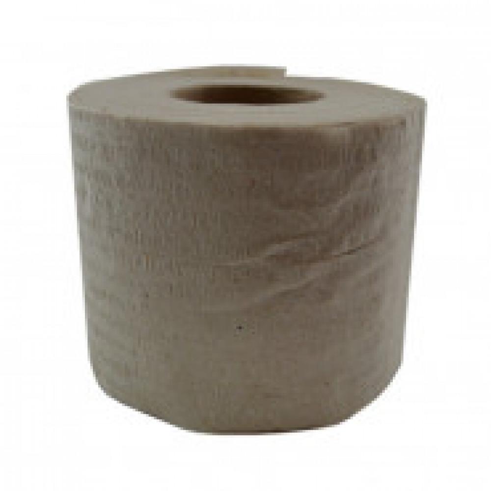 Бумага туалетная 1-сл.втулк сер 38м,48рул/уп.