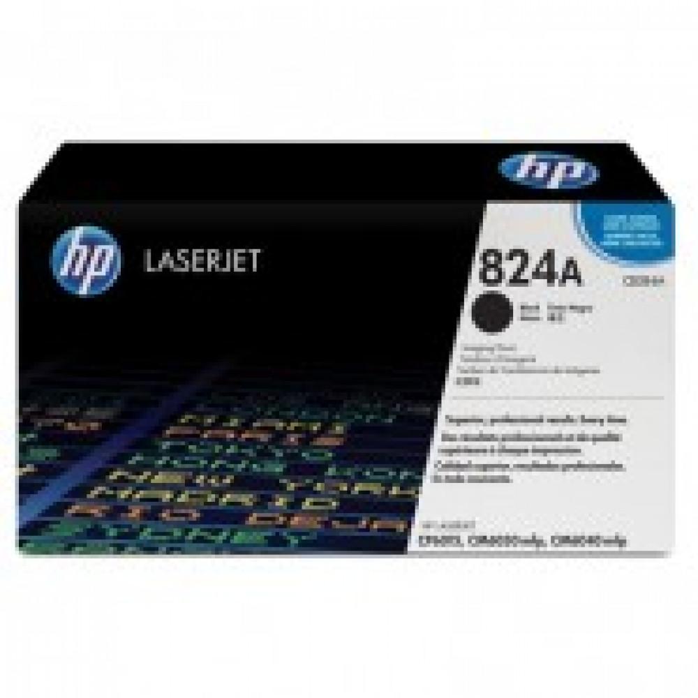 Драм-картридж HP 824A CB384A чер. для CLJ CP6015