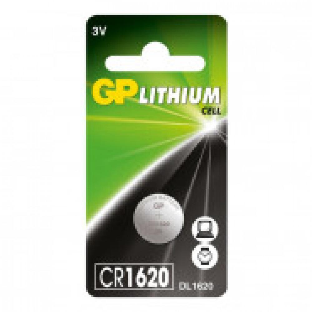 Батарейка GP таблетка CR1620